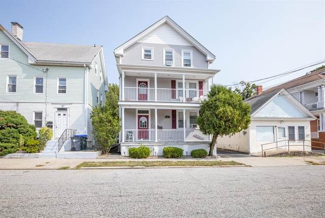 95 Langdon Street, Providence, RI 02904 (MLS #1265584) :: The Martone Group