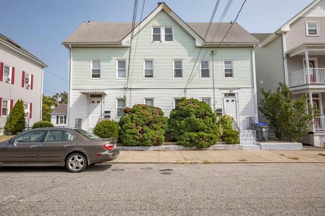 99 Langdon Street, Providence, RI 02904 (MLS #1265586) :: The Martone Group