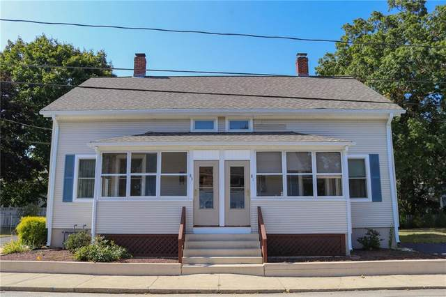 81 Chestnut Street, Lincoln, RI 02838 (MLS #1265595) :: Spectrum Real Estate Consultants