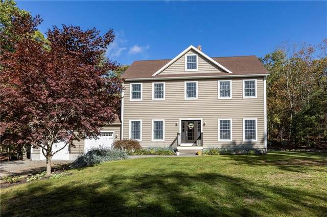 20 T Parker Road, Foster, RI 02825 (MLS #1265625) :: The Mercurio Group Real Estate