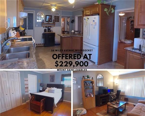 56 Miles Avenue, Woonsocket, RI 02895 (MLS #1265685) :: The Martone Group