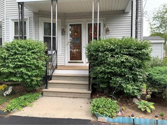 64 Centre Street, East Providence, RI 02916 (MLS #1265689) :: The Mercurio Group Real Estate