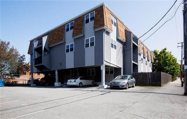 20 Stenton Avenue #201, Providence, RI 02906 (MLS #1265724) :: The Seyboth Team