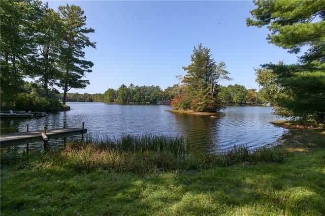 44 Lake View Drive, Glocester, RI 02814 (MLS #1265744) :: The Martone Group