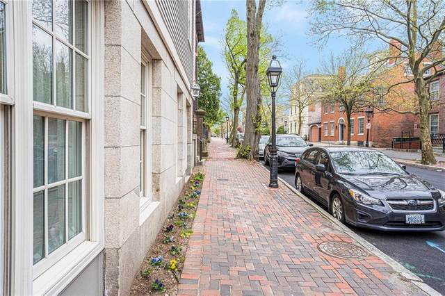 277 Benefit Street #1, East Side of Providence, RI 02903 (MLS #1265749) :: The Martone Group