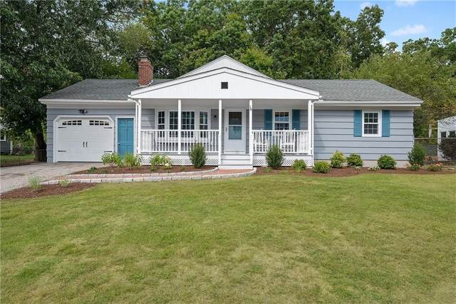 18 Spencer Road, Smithfield, RI 02828 (MLS #1265754) :: The Martone Group