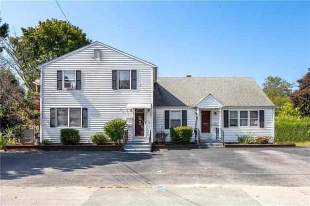 50 Arthur Street, West Warwick, RI 02893 (MLS #1265793) :: Westcott Properties