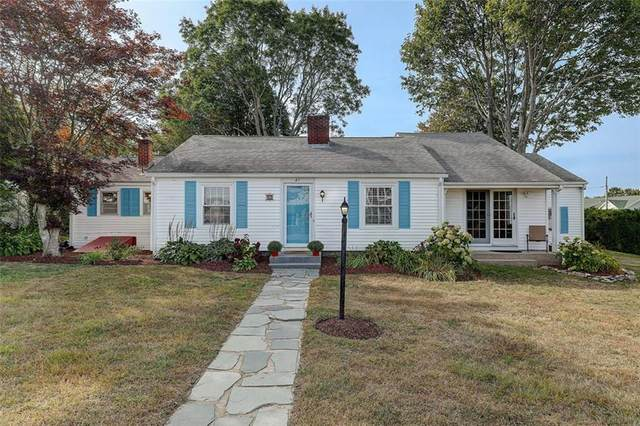47 Burbank Avenue, Narragansett, RI 02882 (MLS #1265796) :: Edge Realty RI