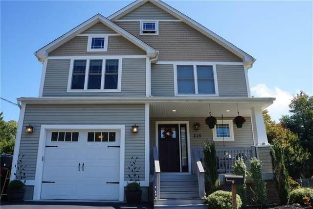 106 Sweet Briar Avenue, East Providence, RI 02915 (MLS #1265817) :: The Mercurio Group Real Estate
