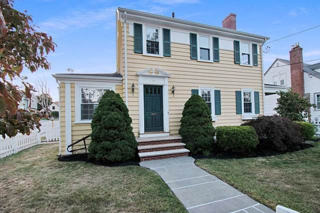 34 Burnett Street, Johnston, RI 02919 (MLS #1265878) :: The Seyboth Team
