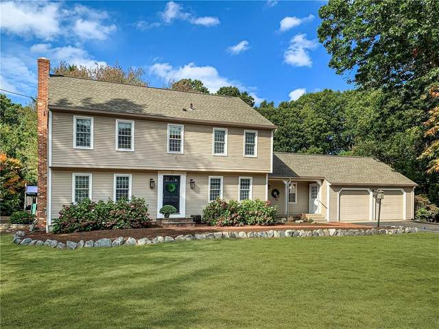 25 Bunker Hill Lane, East Greenwich, RI 02818 (MLS #1265889) :: The Mercurio Group Real Estate