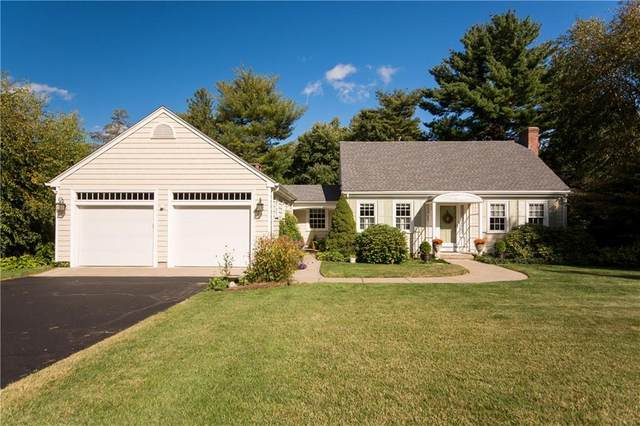 420 Comstock Parkway, Cranston, RI 02921 (MLS #1265905) :: The Mercurio Group Real Estate