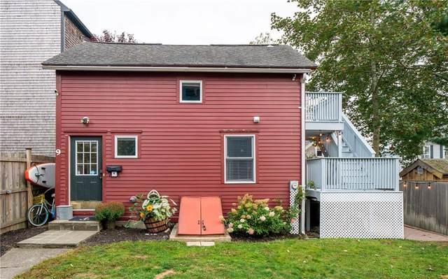 9 Bacheller Street #2, Newport, RI 02840 (MLS #1265933) :: Onshore Realtors