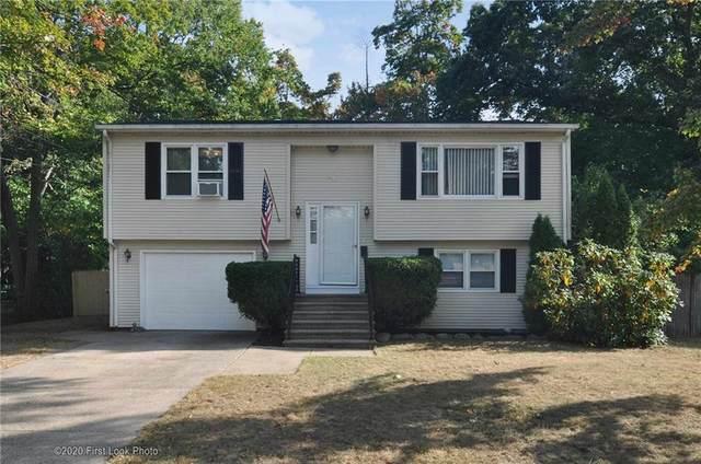 88 Damon Avenue, Warwick, RI 02889 (MLS #1265936) :: Welchman Real Estate Group