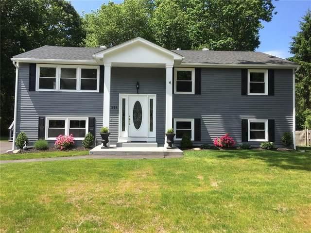 244 Butternut Drive, North Kingstown, RI 02852 (MLS #1266038) :: The Mercurio Group Real Estate