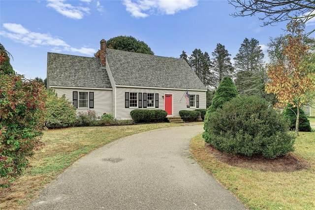 23 Brookwood Road, South Kingstown, RI 02879 (MLS #1266040) :: The Mercurio Group Real Estate