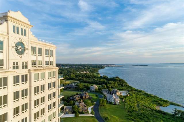 1 Tower Drive #601, Portsmouth, RI 02871 (MLS #1266205) :: The Seyboth Team