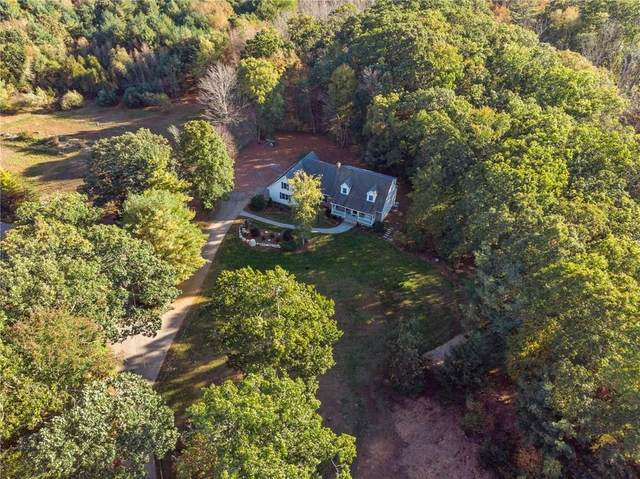 114 Burnt Hill Road, Scituate, RI 02831 (MLS #1266210) :: The Mercurio Group Real Estate