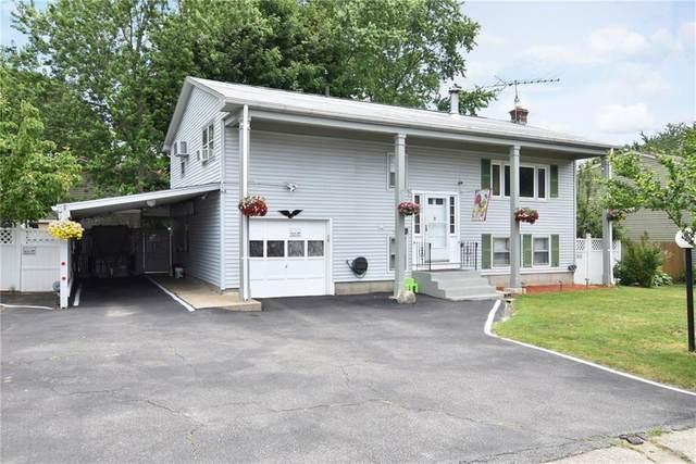 25 Eilein Avenue, Cranston, RI 02920 (MLS #1266241) :: The Mercurio Group Real Estate