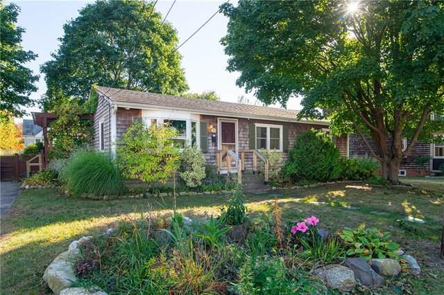 33 Sprague Avenue, East Providence, RI 02915 (MLS #1266333) :: The Mercurio Group Real Estate