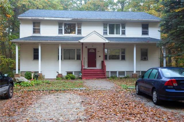 964 Chopmist Hill Road, Scituate, RI 02857 (MLS #1266401) :: Dave T Team @ RE/MAX Central