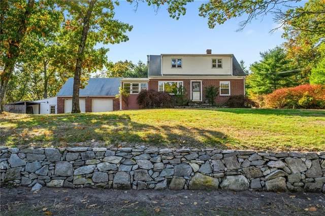 178 Old County Road, Smithfield, RI 02917 (MLS #1266453) :: Spectrum Real Estate Consultants