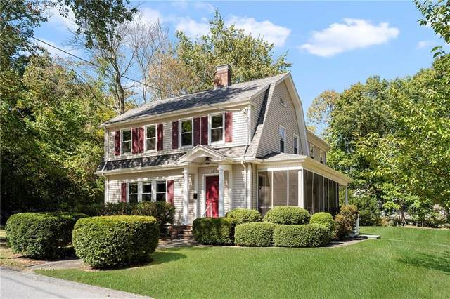 43 Cedar Street, Warwick, RI 02818 (MLS #1266542) :: Onshore Realtors