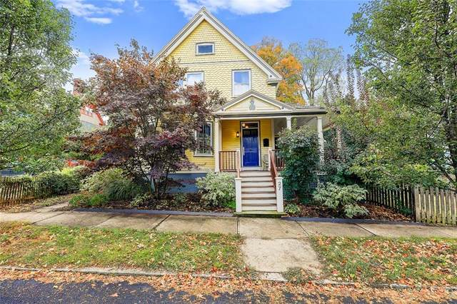 27 Larch Street, East Side of Providence, RI 02906 (MLS #1266576) :: The Mercurio Group Real Estate