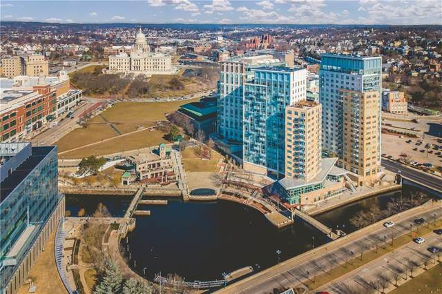 200 Exchange Street #912, Providence, RI 02903 (MLS #1266621) :: Edge Realty RI