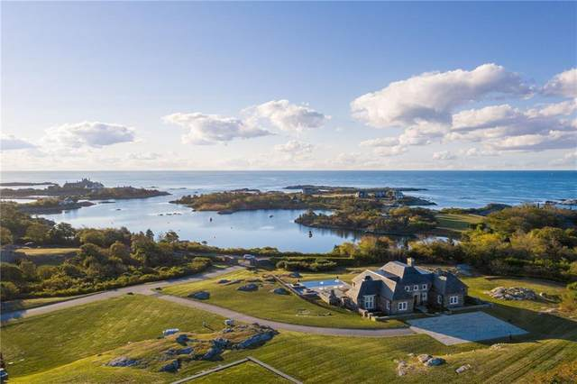 339 Ocean (Proposed Lot B) Avenue, Newport, RI 02840 (MLS #1266658) :: Onshore Realtors