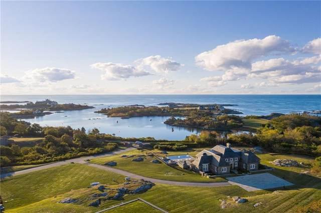 339 Ocean (Proposed Lot B) Avenue, Newport, RI 02840 (MLS #1266658) :: The Mercurio Group Real Estate