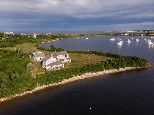 611 Corn Neck Road, Block Island, RI 02807 (MLS #1266677) :: The Mercurio Group Real Estate