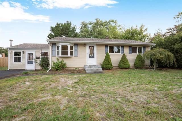 20 Sheppard Drive, Warwick, RI 02886 (MLS #1266863) :: The Mercurio Group Real Estate