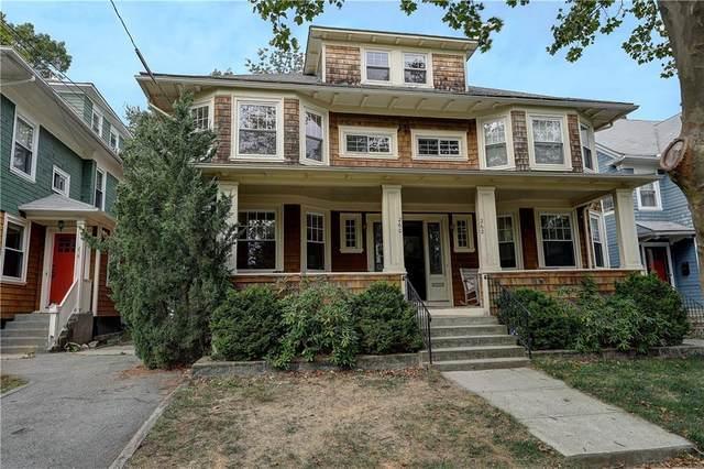 260 President Avenue, East Side of Providence, RI 02906 (MLS #1266927) :: The Mercurio Group Real Estate