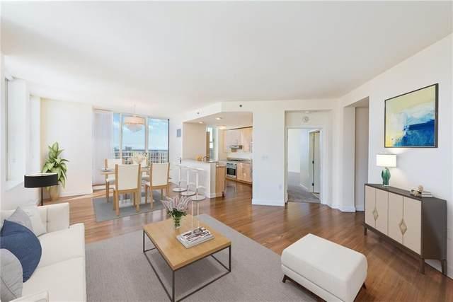 1 West Exchange Street #1807, Providence, RI 02903 (MLS #1266930) :: Spectrum Real Estate Consultants