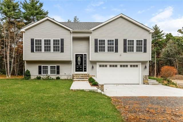 366 Chopmist Hill Road, Glocester, RI 02814 (MLS #1266974) :: The Martone Group