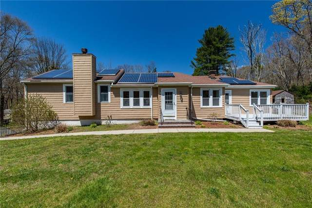 136 Winthrop Street, Rehoboth, MA 02769 (MLS #1267023) :: The Martone Group