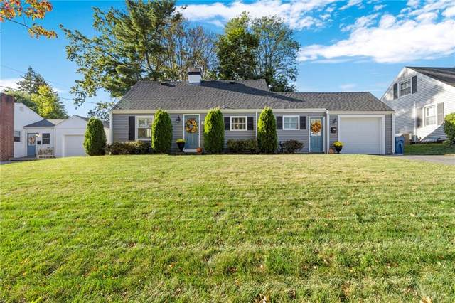 34 Rangeley Road, Cranston, RI 02920 (MLS #1267071) :: The Mercurio Group Real Estate