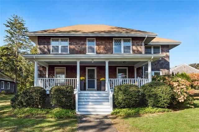 63 Longfellow Road, Jamestown, RI 02835 (MLS #1267125) :: Edge Realty RI
