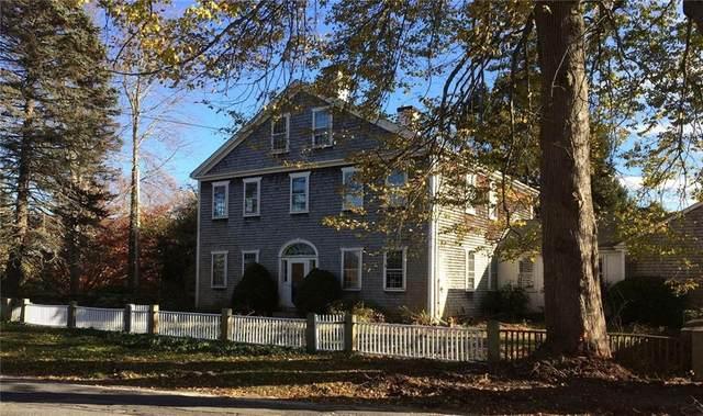 2 Westport Harbor Road, Little Compton, RI 02837 (MLS #1267154) :: Welchman Real Estate Group