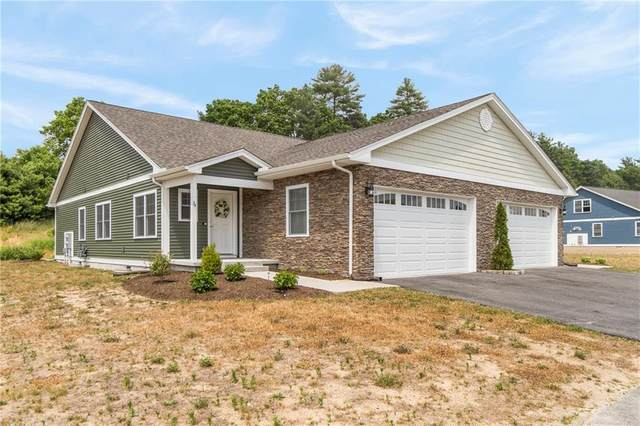 64 Bella Vista Circle #19, Glocester, RI 02814 (MLS #1267223) :: The Martone Group