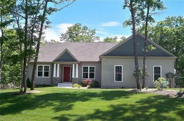 41 Shortie Way, South Kingstown, RI 02897 (MLS #1267235) :: The Mercurio Group Real Estate
