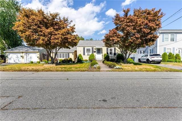 14 Lottie Drive, East Providence, RI 02915 (MLS #1267279) :: The Mercurio Group Real Estate