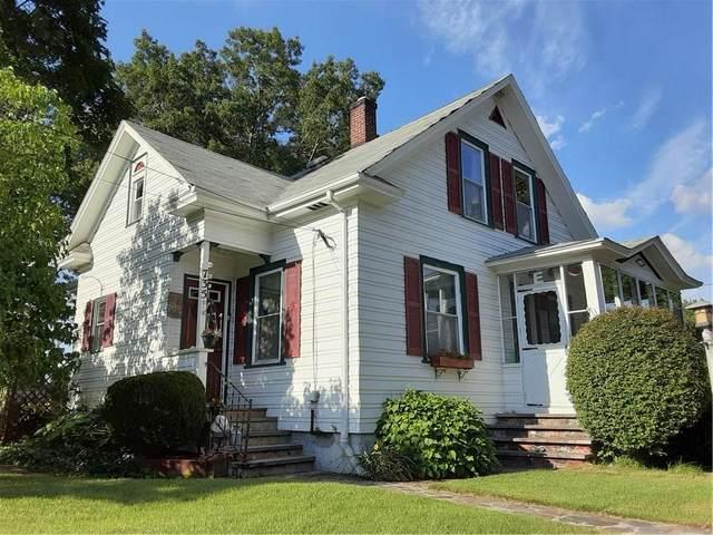 735 Victory Highway, North Smithfield, RI 02896 (MLS #1267362) :: The Mercurio Group Real Estate
