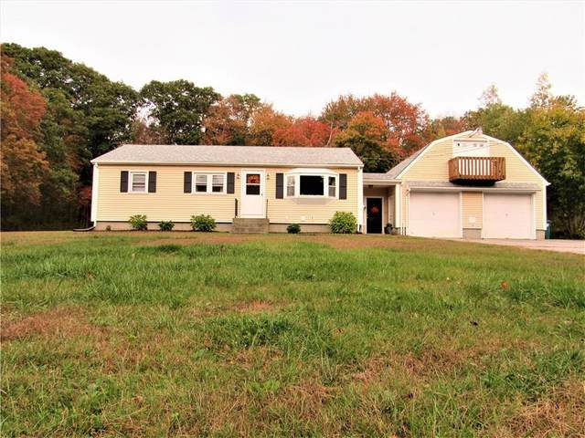 14 Angell Lane, Scituate, RI 02857 (MLS #1267399) :: The Mercurio Group Real Estate