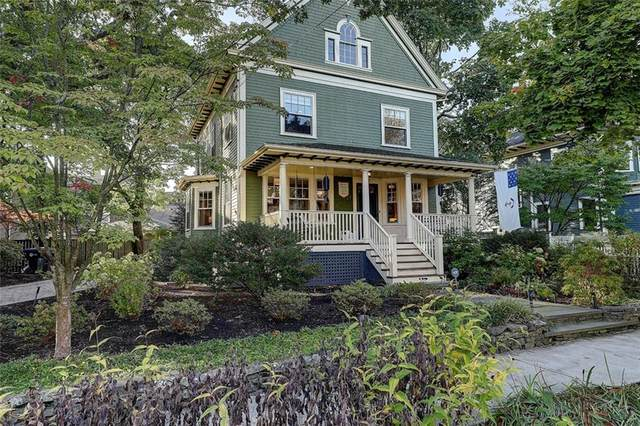 27 Rhode Island Avenue, East Side of Providence, RI 02906 (MLS #1267448) :: The Mercurio Group Real Estate