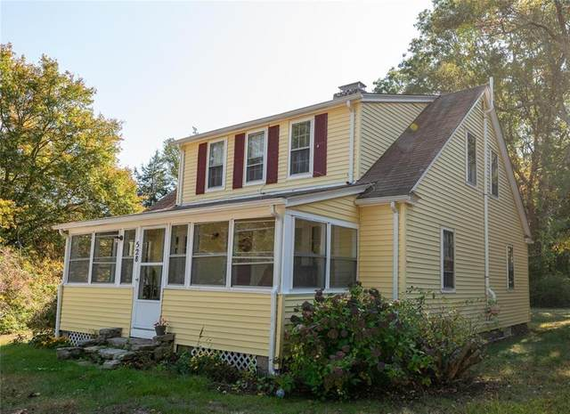 528 Stony Fort Road, South Kingstown, RI 02874 (MLS #1267484) :: Edge Realty RI