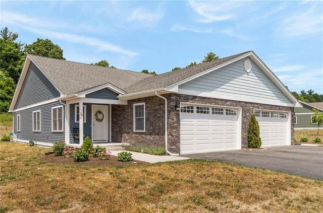 75 Bella Vista Circle #55, Glocester, RI 02814 (MLS #1267521) :: The Martone Group