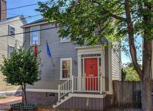 23 Sheldon Street #2, East Side of Providence, RI 02906 (MLS #1267533) :: Dave T Team @ RE/MAX Central