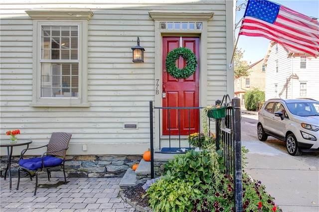 77 Thames Street B, Newport, RI 02840 (MLS #1267569) :: Edge Realty RI